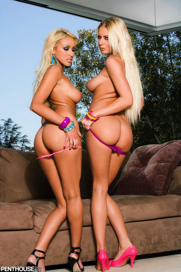 riley-evans-and-breanne-benson-naked-penthouse-girls