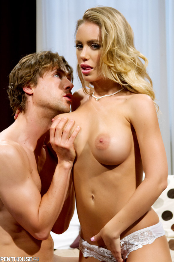 nicole-aniston-and-richie-calhoun-naked-penthouse-girls